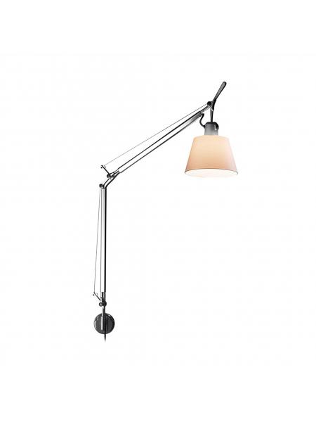 Lampa biurkowa TOLOMEO BASCULANTE Beżowa elampy 0947010A/A004030