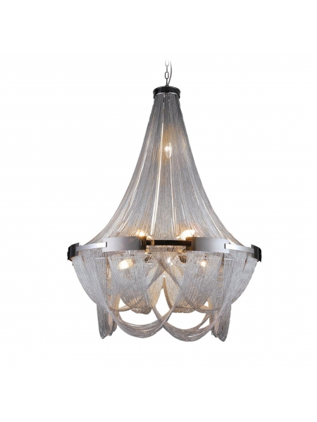 Lampa wisząca ROMA P09109CH elampy COSMO1