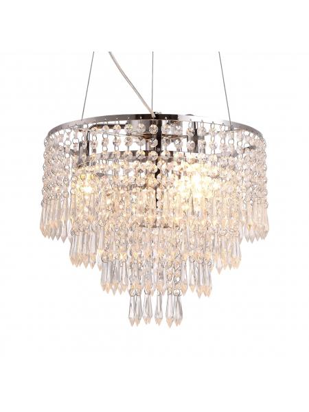 Lampa wisząca PORTO P04892CH elampy 012147-012759