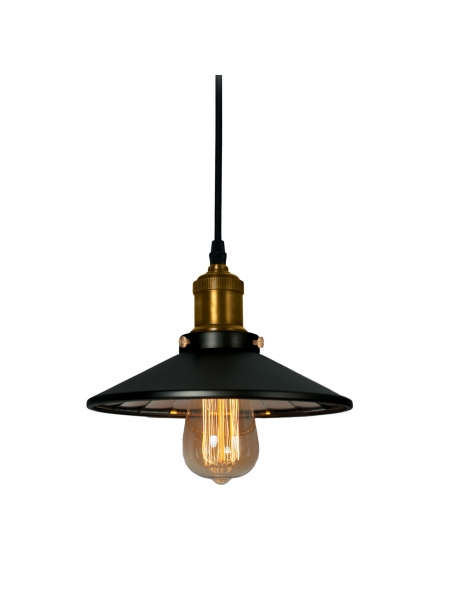 Lampa wisząca ROTTERDAM P01154BK MIR elampy 012147-009781