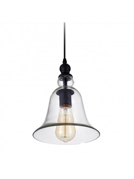 Lampa wisząca PARIS P01789BK elampy 012147-014119