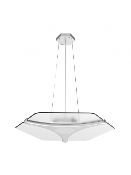 Lampa wisząca DL-2S Plus D (silver) elampy 003842-009164