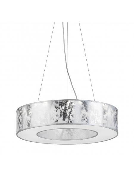 Lampa wisząca LEIKA 370 Srebrna