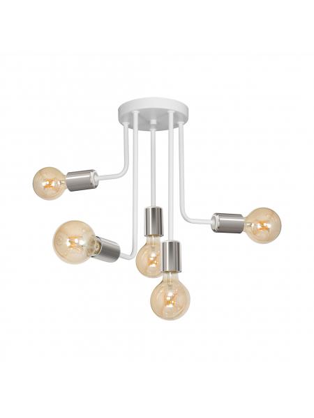 Lampa sufitowa CANDELA 7682 elampy 014924-009806