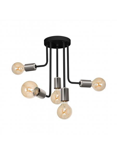 Lampa sufitowa CANDELA 7685 elampy 014924-009808