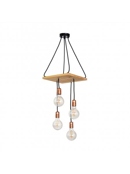 Lampa wisząca CHITA 011905 elampy 015104-010036