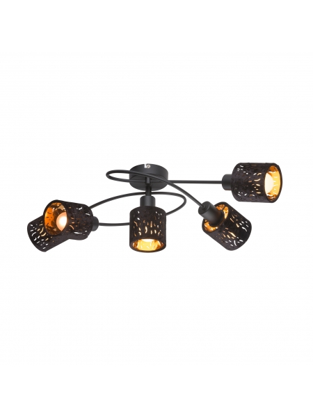 Lampa sufitowa TROY 54121-5 elampy globo33