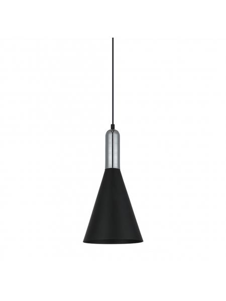 Lampa wisząca KHALEO MDM-3030/1 BK+CR elampy 017271-010417