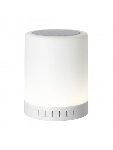 Lampa biurkowa z funkcją głośnika JOURNEY LED RGB