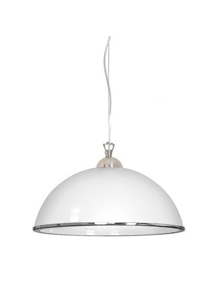 Lampa wisząca 4869 biała elampy 014924-012715