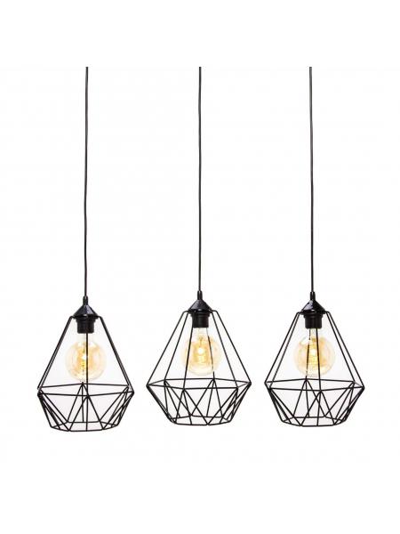Lampa wisząca BASKET NEW 8063 elampy 014924-012732