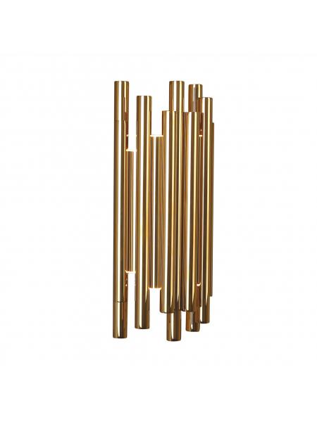 Kinkiet ORGANIC GOLD W0187 elampy 003444-006340