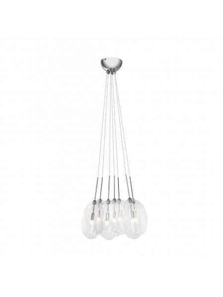 Lampa wisząca OVAL RT2103-7/A elampy 003453-006851