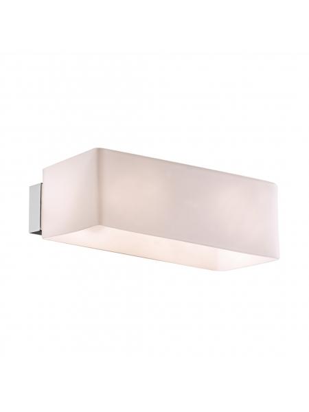 Kinkiet BOX AP2 BIANCO elampy 004071-006420