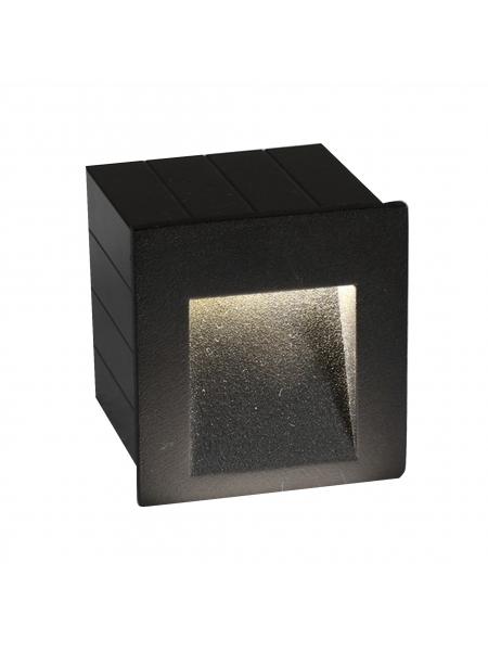oświetlenie zewnętrzne oprawa wpuszczana step graphite led 6907 - nowodvorski