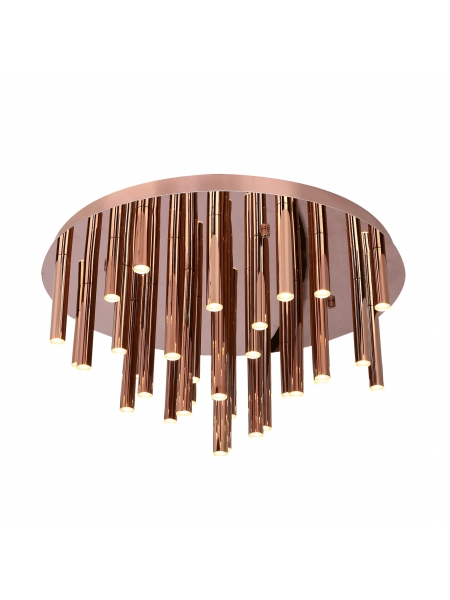 Lampa sufitowa ORGANIC COPPER C0093 elampy 003444-006334