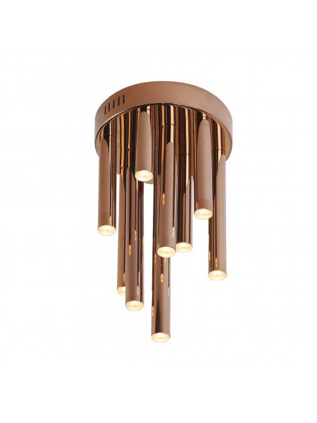 Lampa sufitowa ORGANIC COPPER C0116 elampy 003444-006336