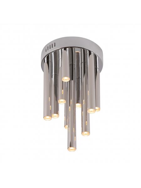 Lampa sufitowa ORGANIC CHROM C0117 elampy 003444-006337